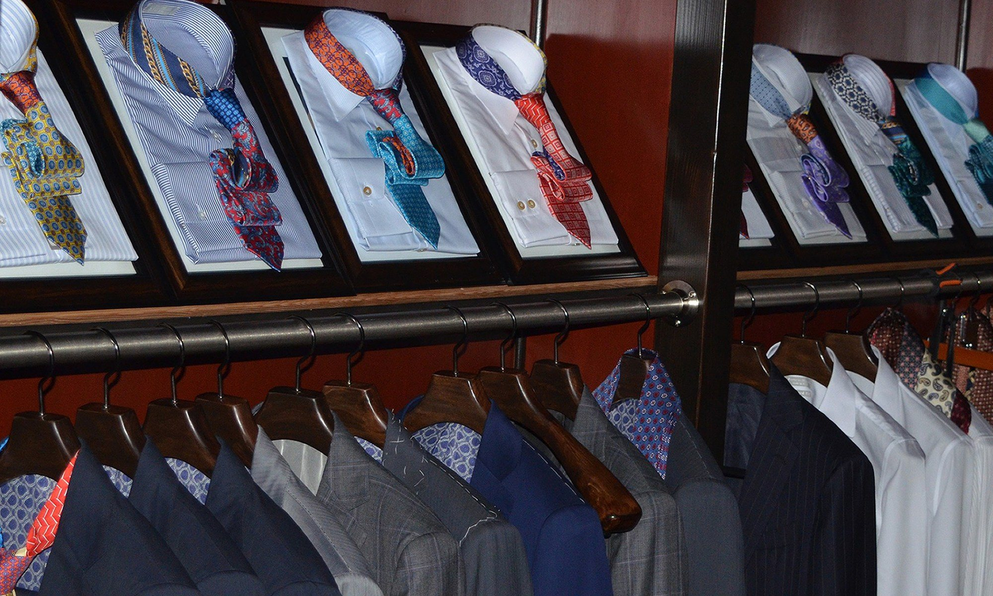The unique Menswear store in Vancouver | Luxury menswear | One of a kind clothing for man