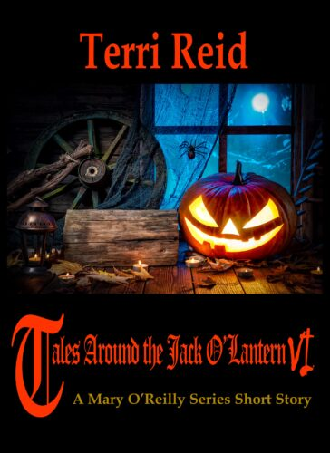 Book Cover: Tales Around the Jack O'Lantern 6