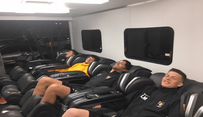sports recovery chair