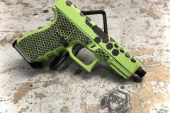 Zombie-Green-Glock-