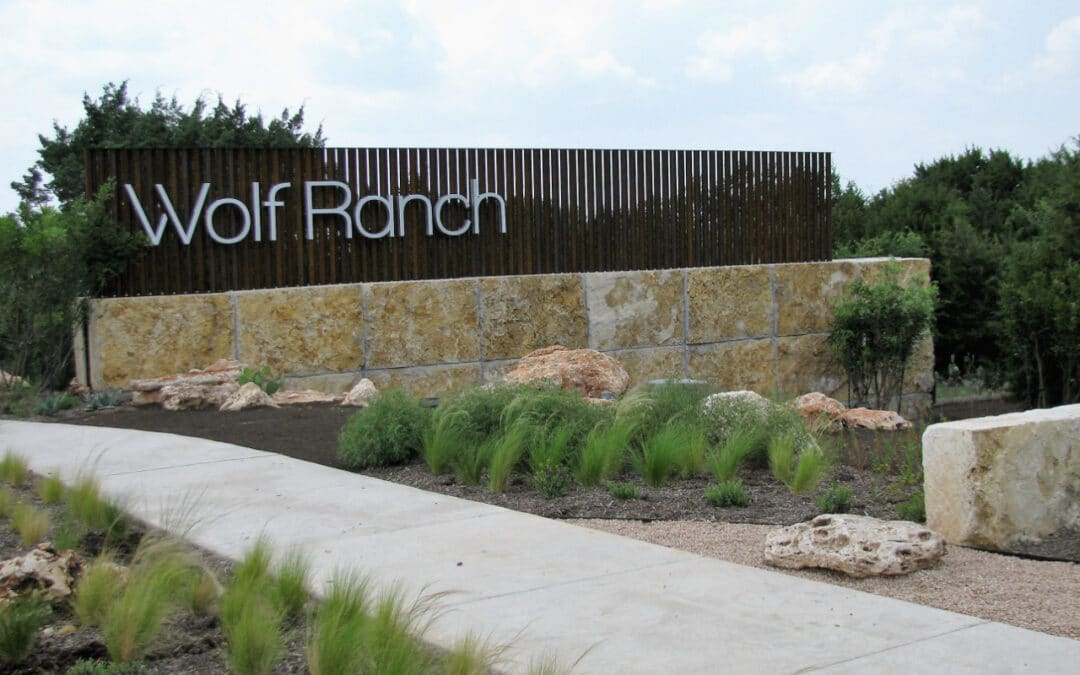 Wolf Ranch in Georgetown, TX