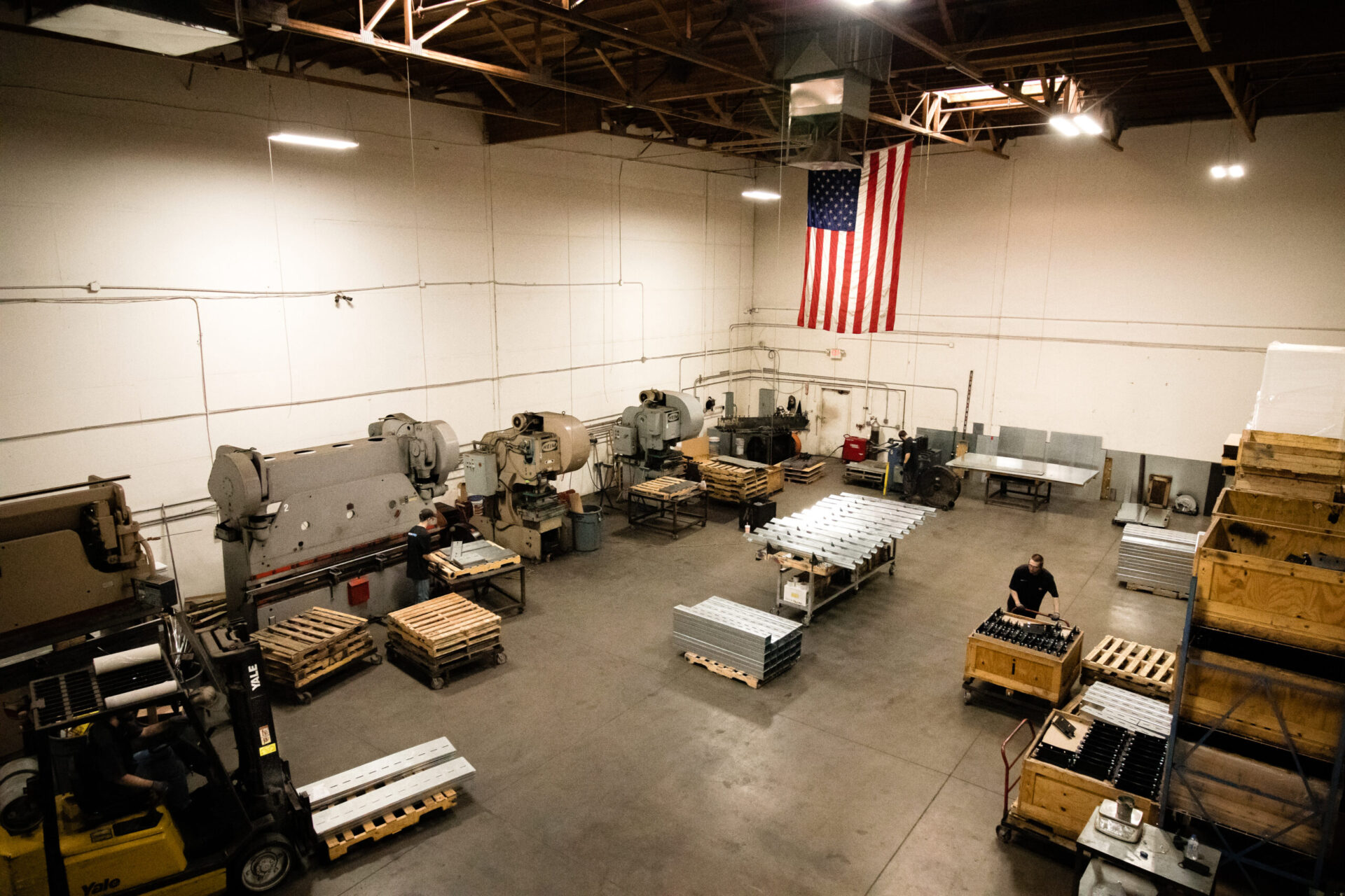 QuickFrames Warehouse #1