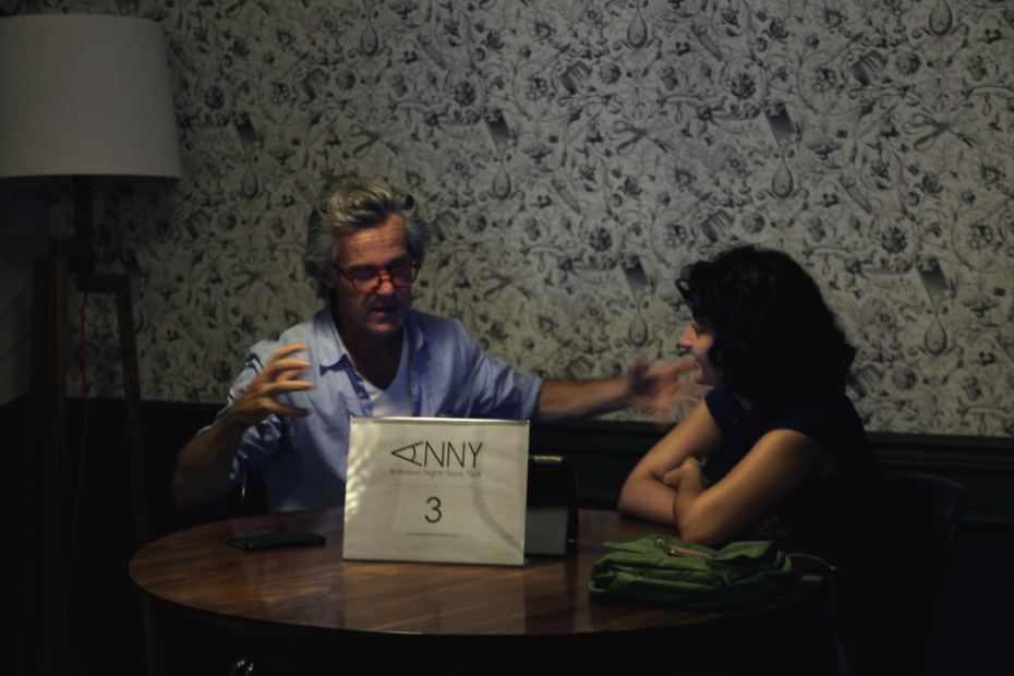 ANNY Exchange: Industry and Director Meetings