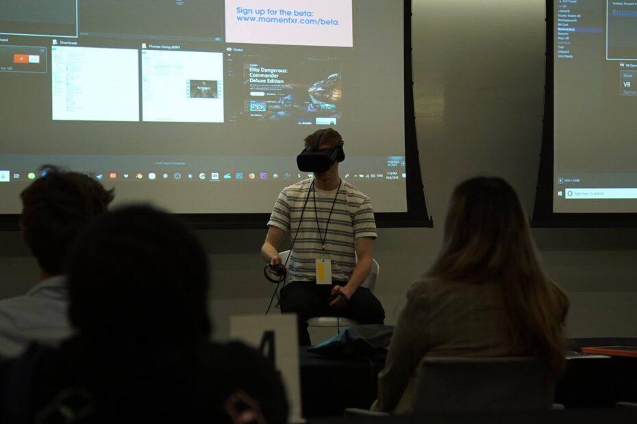 VR Learning Workshop