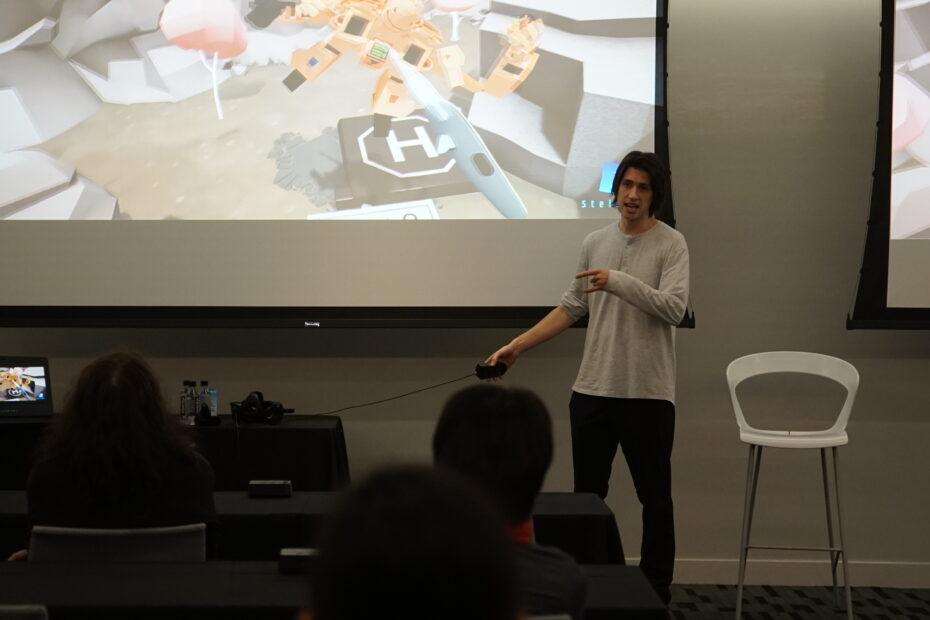 VR Workshop Event