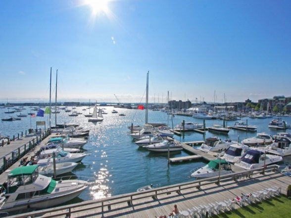 In The Spotlight: Newport Harbor Hotel
