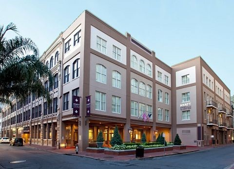 In the Spotlight: Hyatt French Quarter New Orleans