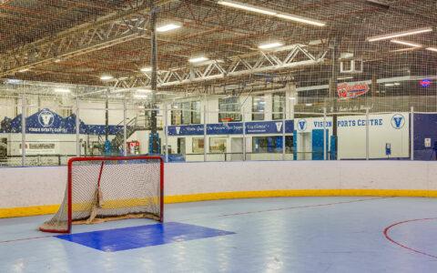 Ball Hockey Field