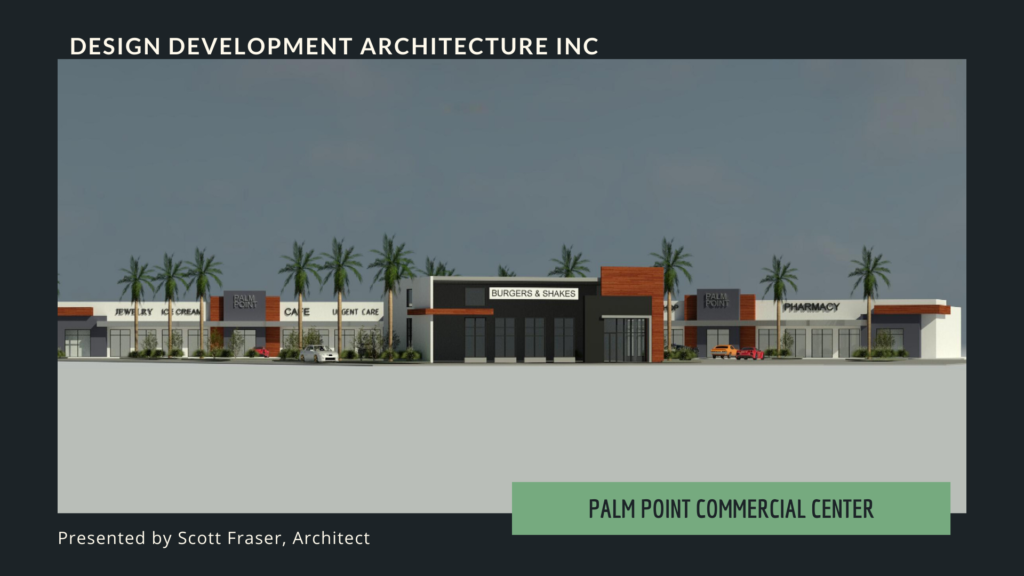 Palm Point by Scott Fraser