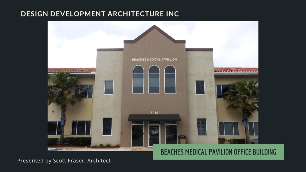Design Development Architect, Scott Fraser