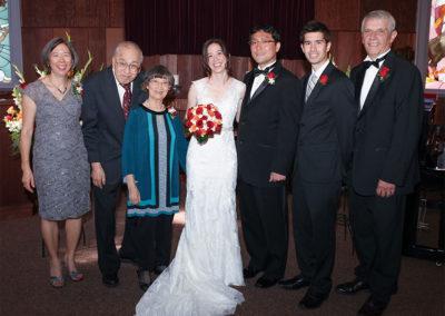 Rebecca Stark Wedding