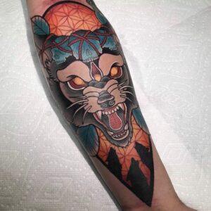 Guest Tattoo Artist Aaron James