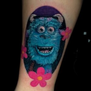Best Toy Story Sully Portrait in Los Angeles Kyle DeVries