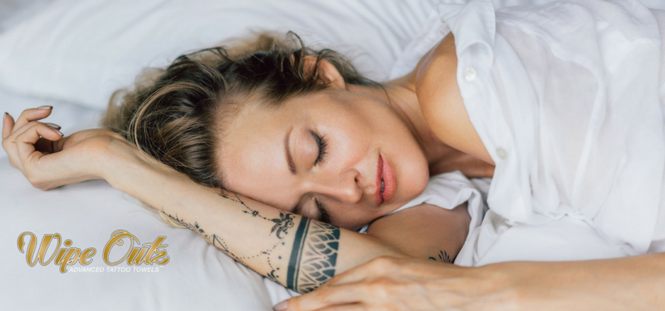 How To Sleep With A New Tattoo