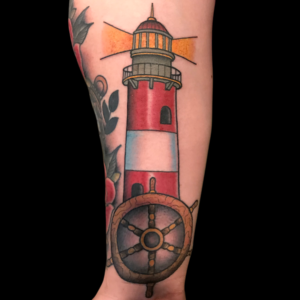 Best Traditional Color Tattoos In Los Angeles