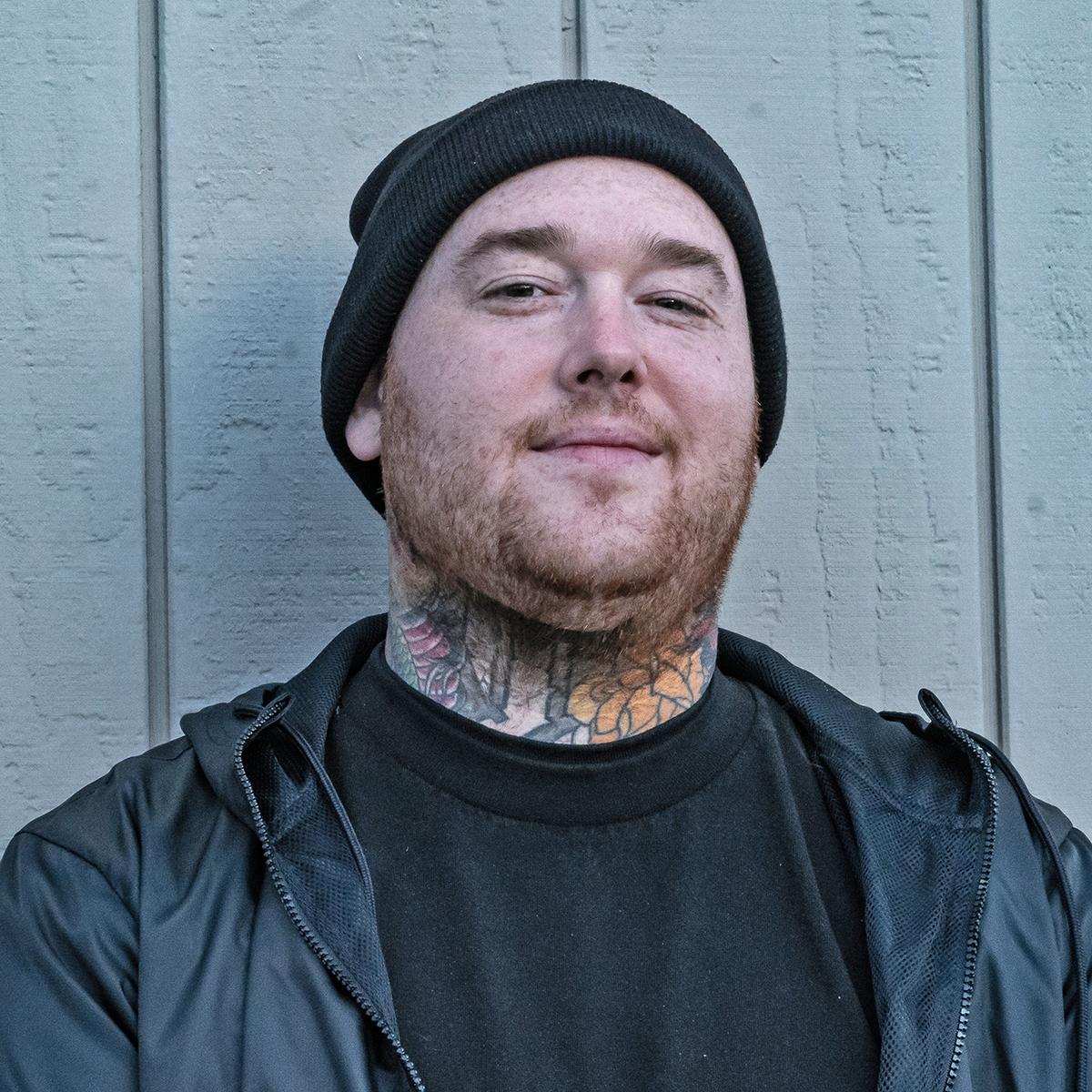 Alex Tisdale Tattoo Artist