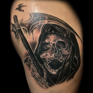 Best Black And Gray Tattoos in Northridge