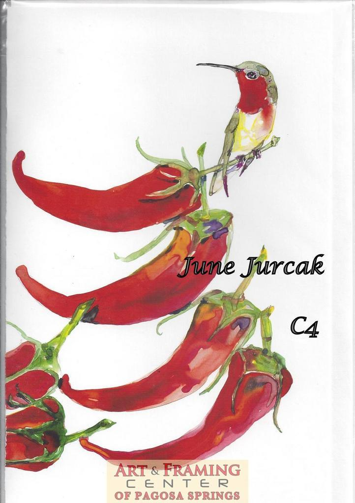 C4 chiles and hummingbirds