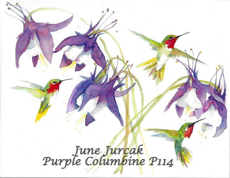 jj2016-17 purple columbine and hummingbirds p114