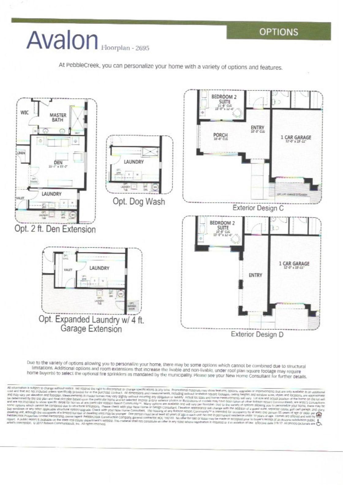 Avalon 2695  (with options).pdf