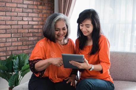 fundraising tablet