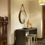 Eclectic Foyer
