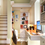 Traditional Office Nook