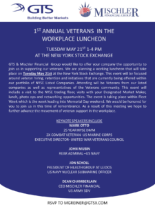 gts-mischler-veterans-in-workplace-luncheon-nyse