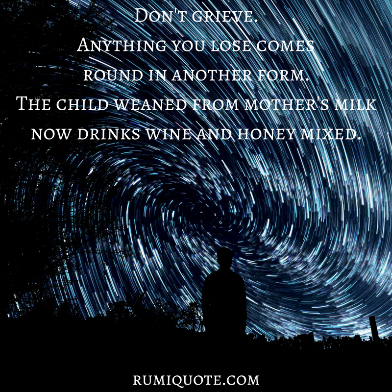 Rumi unmarked boxes poem quote meaning