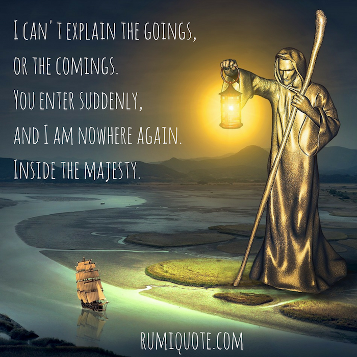 Rumi the freshness poem quote meaning
