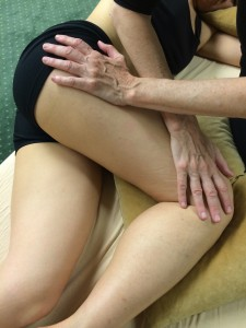 Myofascial Release for Hip Pain and Sciatica