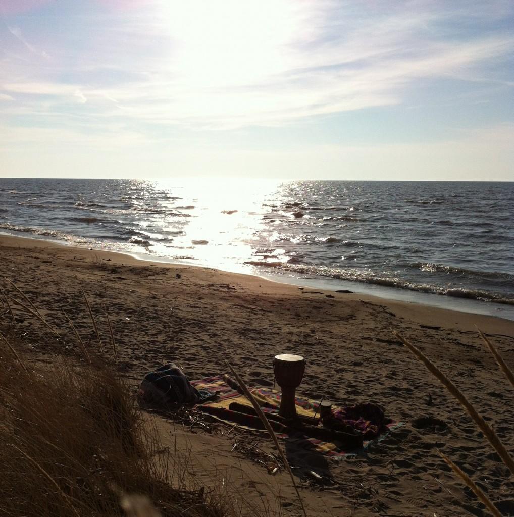 drum beach