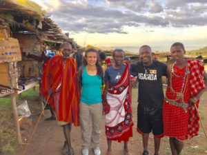 Visiting Masai Tribal People - faithradiouganda.org