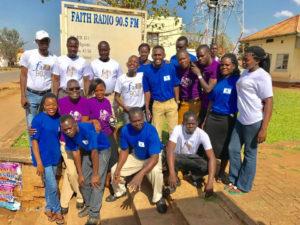 Faith Radio Uganda Charity Drive for Mbale Regional Hospital - faithradiouganda.org