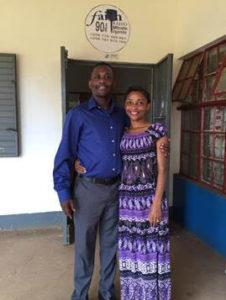 Daniel and Sharon Okabe - Faith Radio Uganda, Impact Ministries