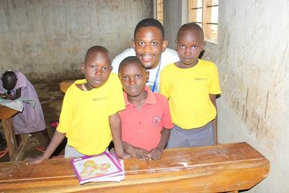 2018-7-Daniel at Impact Ministries Orphanage