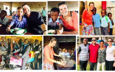 Thankful in Uganda!