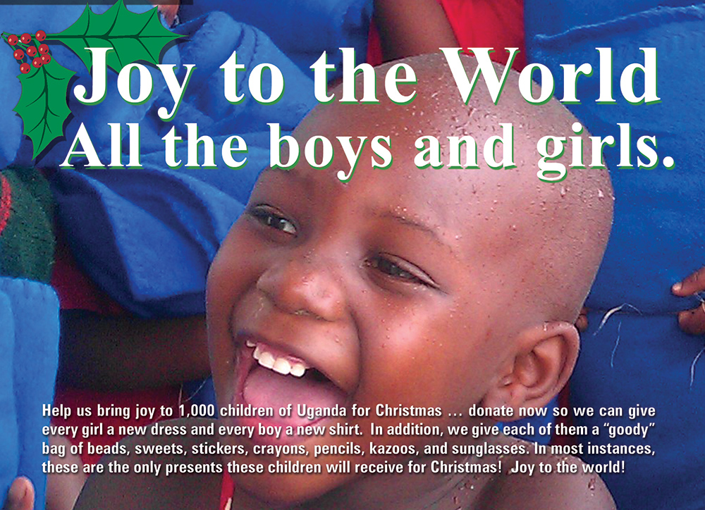 Bring Christmas Joy to Children