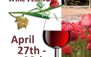 Waretown Wine Festival Saturday, April 27th through Sunday, April 28th, 2019.