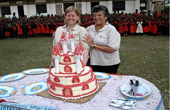 One Big Successful Birthday Party For The Orphans!