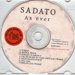 SADATO AS EVER MCD COVER