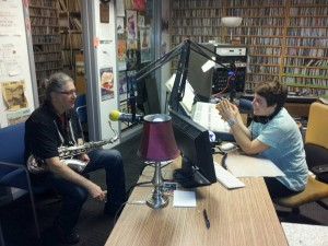 SoSaLa interviewed by WTUL FM (New Orleans)