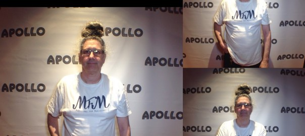 Sohrab Saadat Ladjevardi @ the Apollo, May 21, 2016