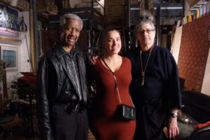 Billy Harper, Morana Mesic and Sohrab
