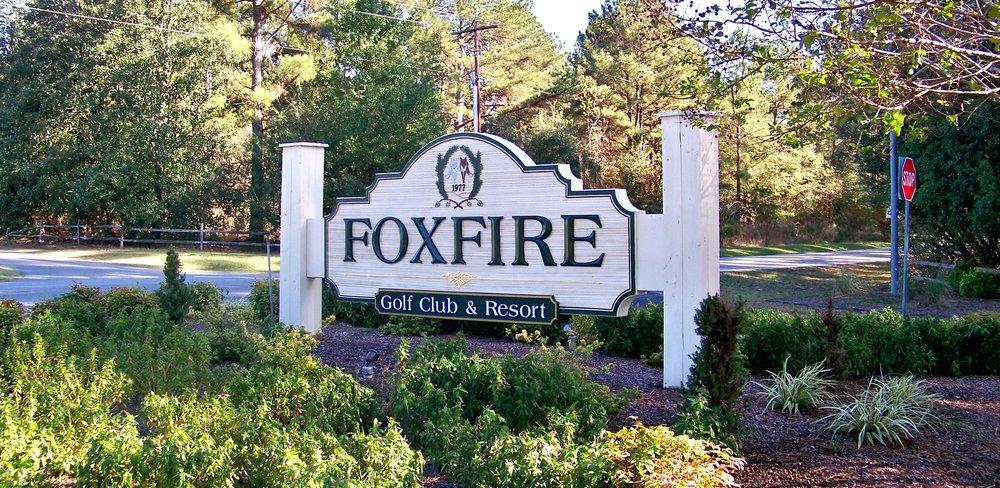 Foxfire banner