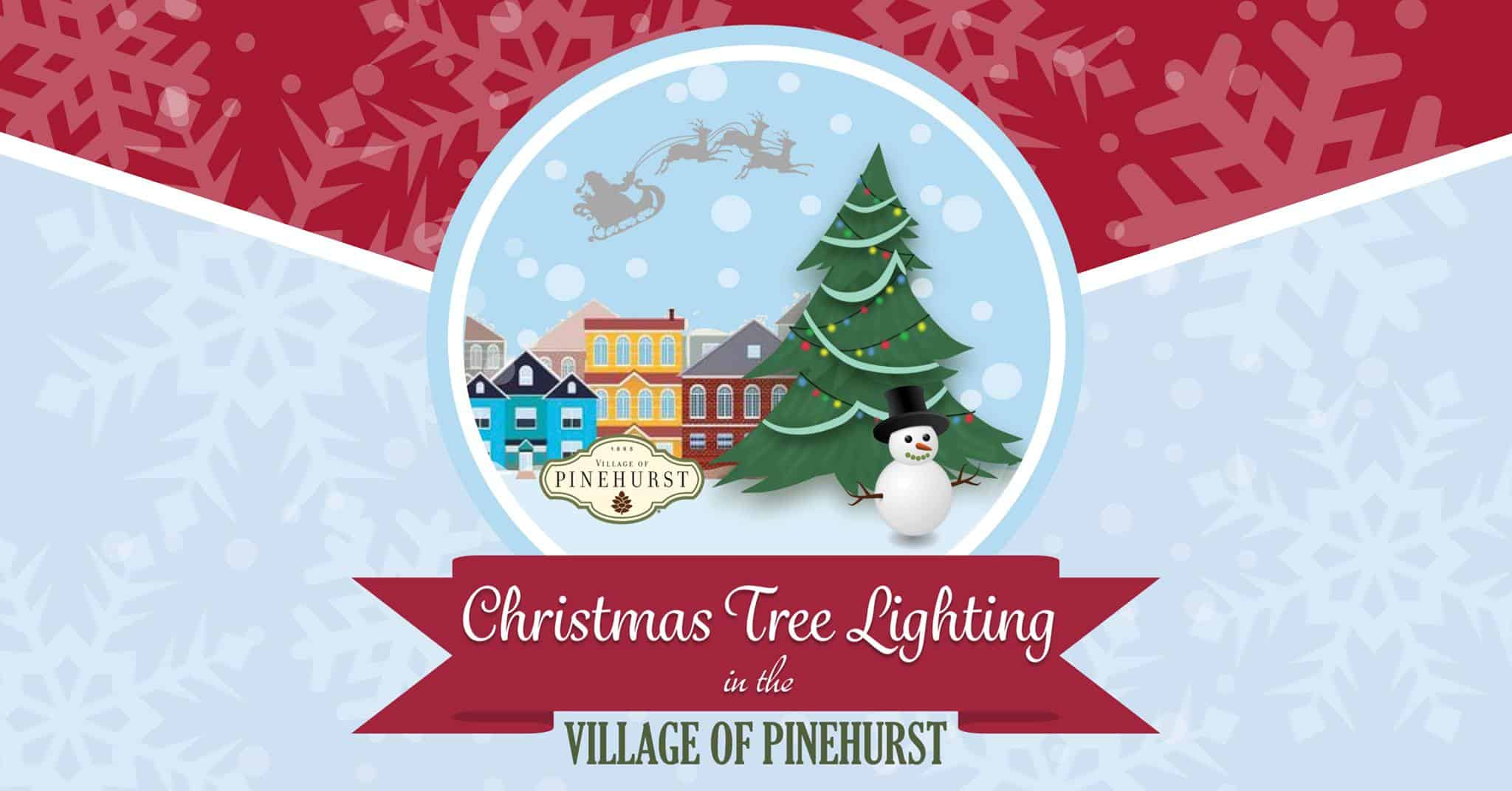 Pinehurst Tree Lighting