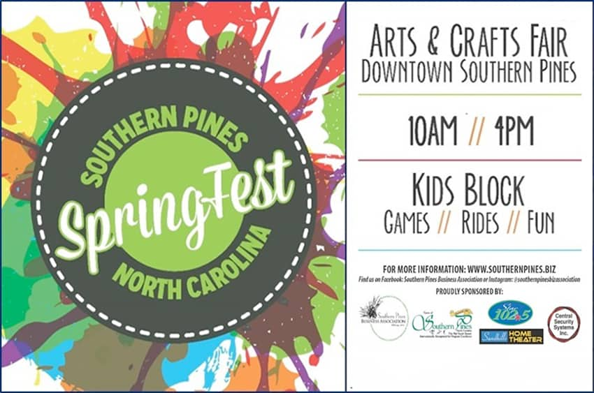 Southern Pines Springfest