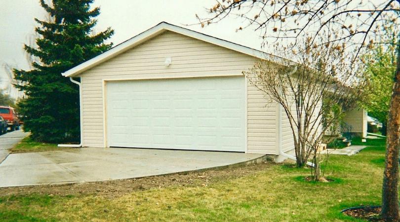 Simple Garage Calgary