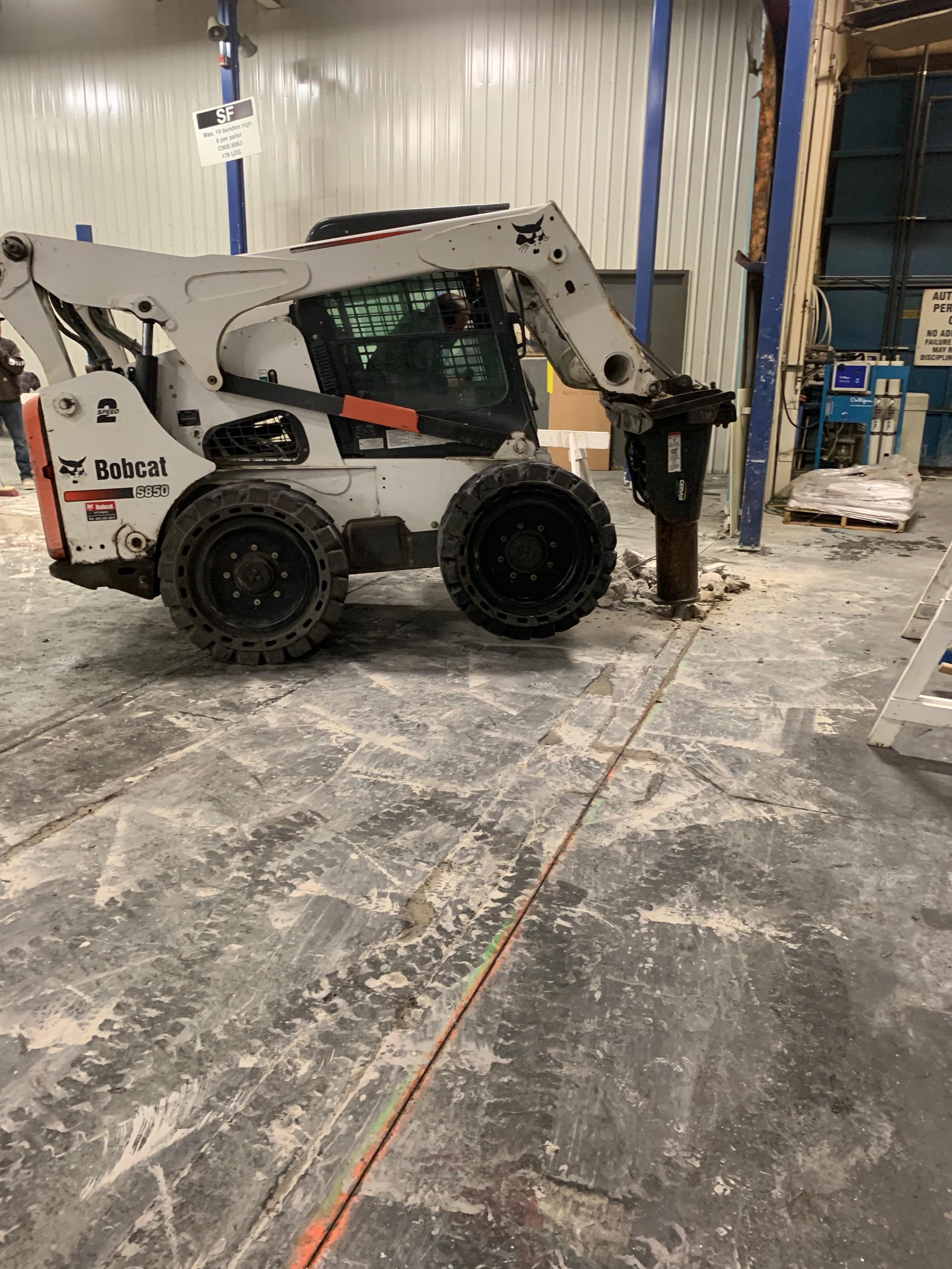 Break & Remove Concrete