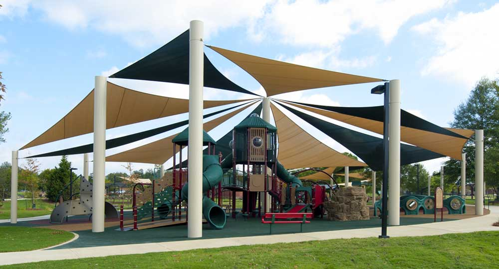 Shade Structure Construction
